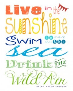 Summertime-Quote-Free-Printable-by-Five-Heart-Home_700px_8by10-240x300